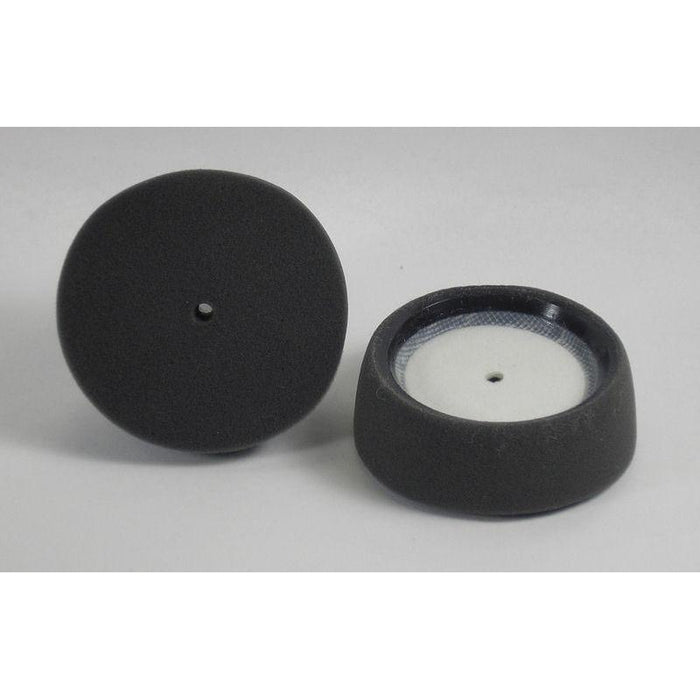 Hi-Buff Mini Velcro Black Foam Pad - 3.5""