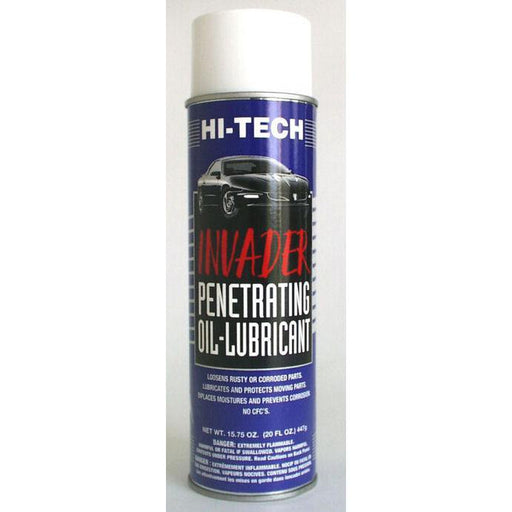 Invader Penetrating Oil-Cleaners & Specialty Aerosols-Hi Tech Industries-HT 18009