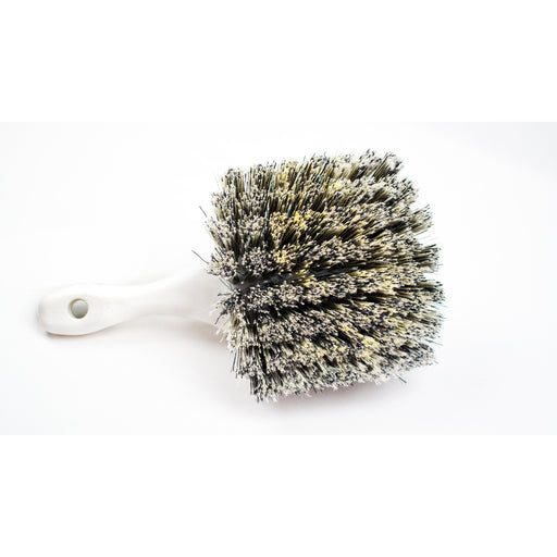 Short Handle Salt 'N Pepper-Wash Brushes-Hi Tech Industries-854