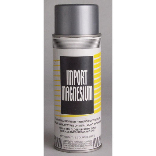 Import Magnesium Lacquer-Paints, Coatings, & Dressings Aerosols-Hi Tech Industries-HT 1833