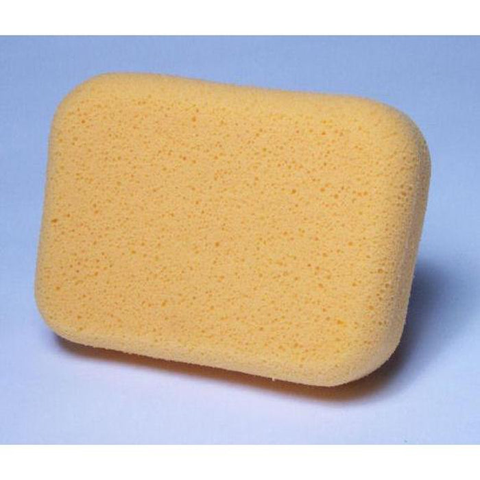 "Jumbo Sponge - 7.5"" x 5.25"" x 2.25"" Buffed Edges-Sponges-Hi Tech Industries-SP-3"