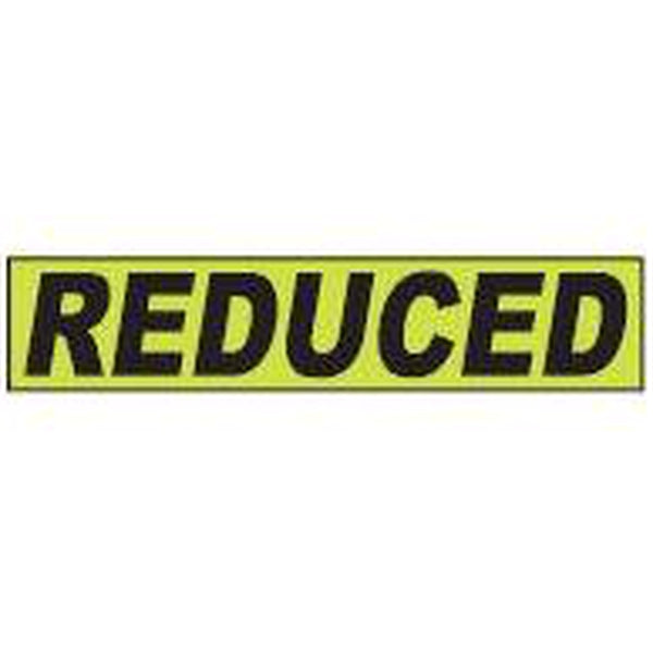 "Shadow Slogan-""Reduced"" Dozen/Pack"