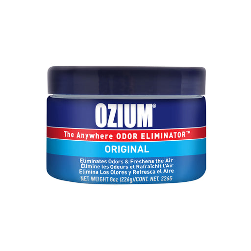 Ozium Gel Odor Eliminator, 8 Ounce, Original Scent