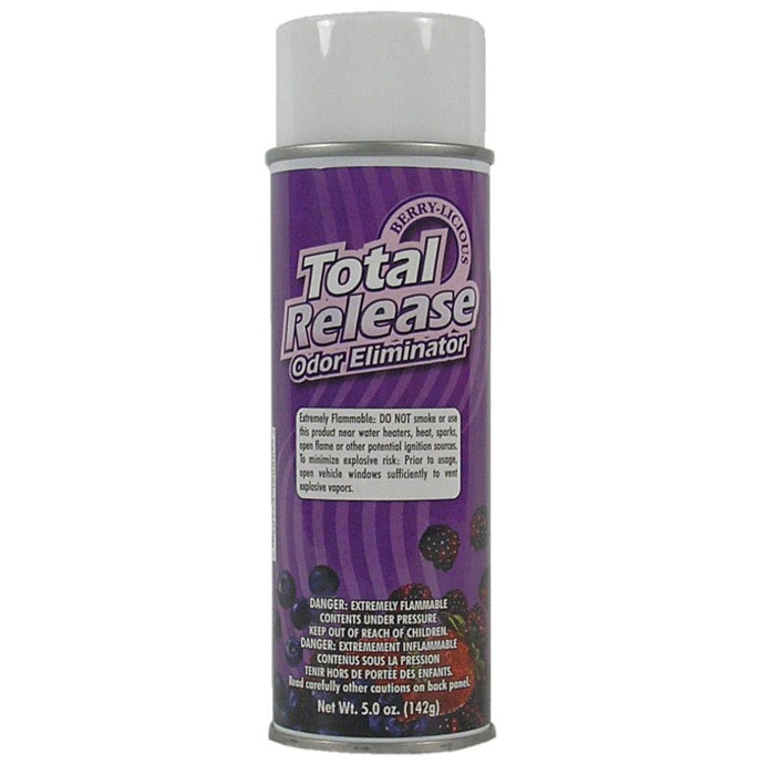 Hi-Tech Total Release Odor Eliminator - Berry-licious