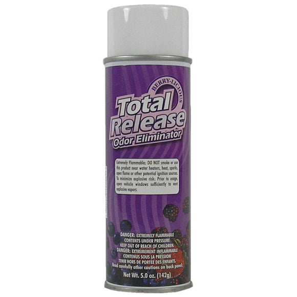 Total Release Odor Eliminator | Choose from 16 Scents-Odor Fogger-Hi Tech Industries-Berry-licious-HT 19080
