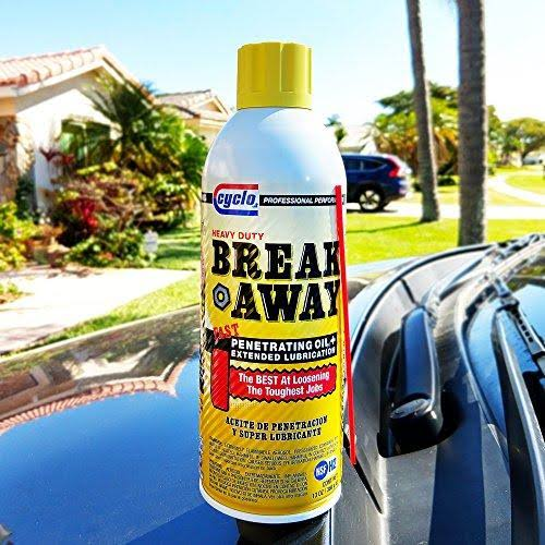 Cyclo Break Away Penetrating Oil (6 Pack)
