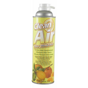 Clean Air Aerosol Odor Eliminator (Choose from 5 Scents)