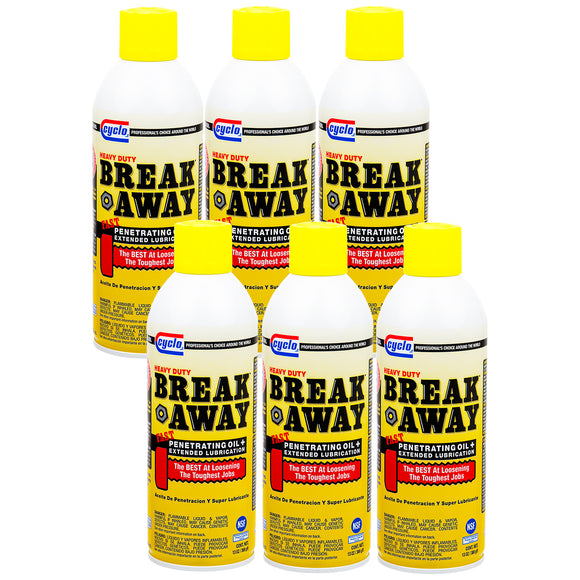 Cyclo C10 Break Away Penetrating Oil