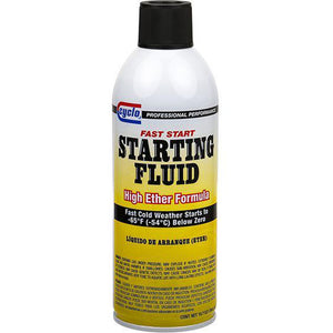 Cyclo Fast Start Starting Fluid - 10.7 oz Aerosol-Aerosols-Cyclo Industries-C100