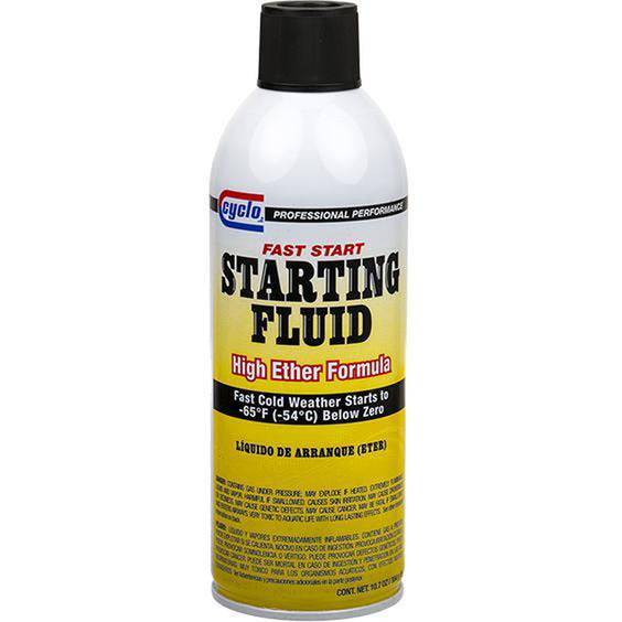 Cyclo Fast Start Starting Fluid C100