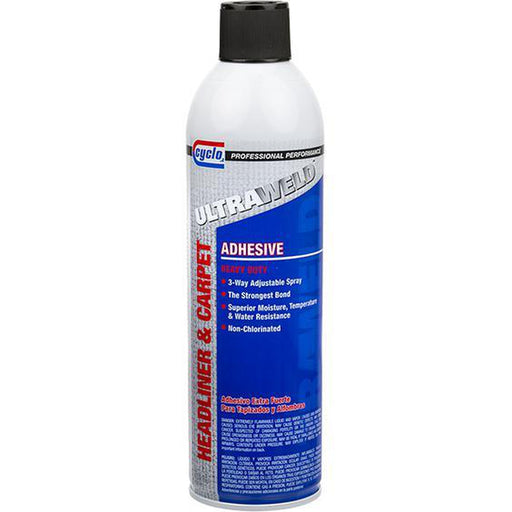 Cyclo Ultraweld Headliner & Carpet Adhesive C904 - 14.25 oz Aerosol-Aerosols-Cyclo Industries-C904