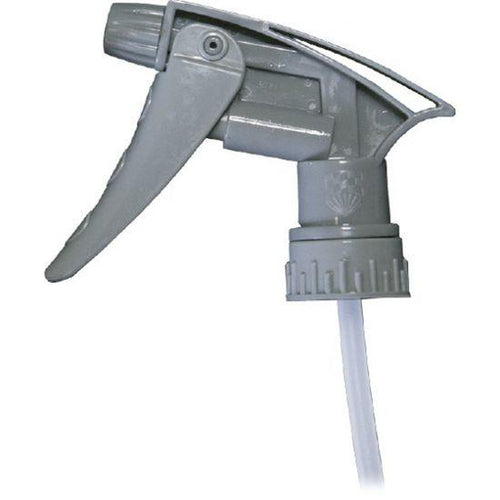 Speedway Series Gray Chemical Resistant Trigger Sprayer 1.4 mil per Stroke
