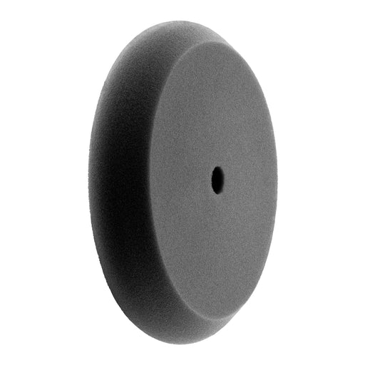 Hi Buff HB-5N Classic Foam Buffing Pad Black Final Finish Front