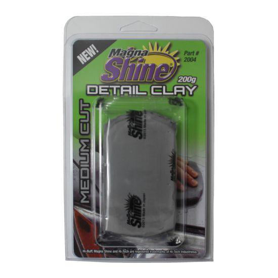 Magna Shine Detail Clay Bar Medium Cut Retail Pack
