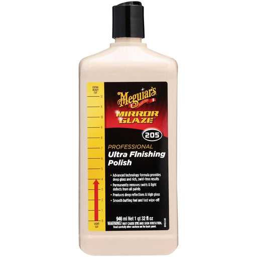 Meguiars M105 Ultra-Cut Compound-Wax, Polish and Compound-Meguiar's-32 ounce-M10532
