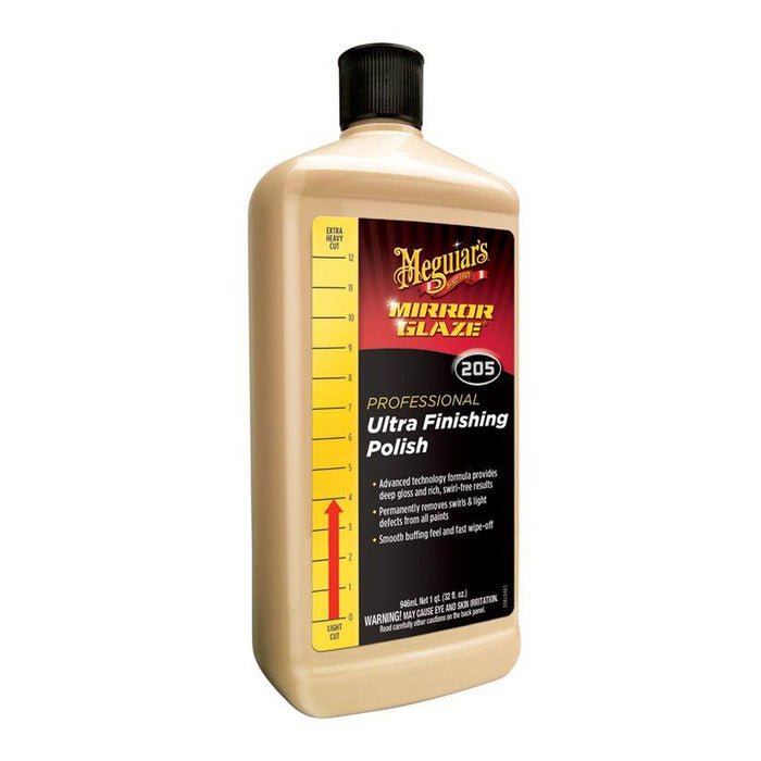 Meguiars M205 Ultra Finishing Polish-Wax, Polish and Compound-Meguiar's-32 ounce-M20532