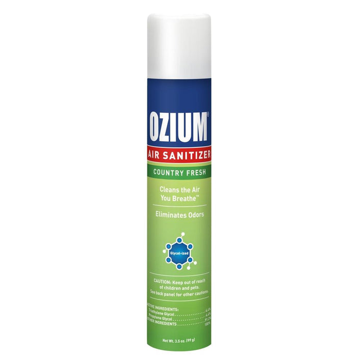 Ozium Spray 3.5 oz Country Fresh