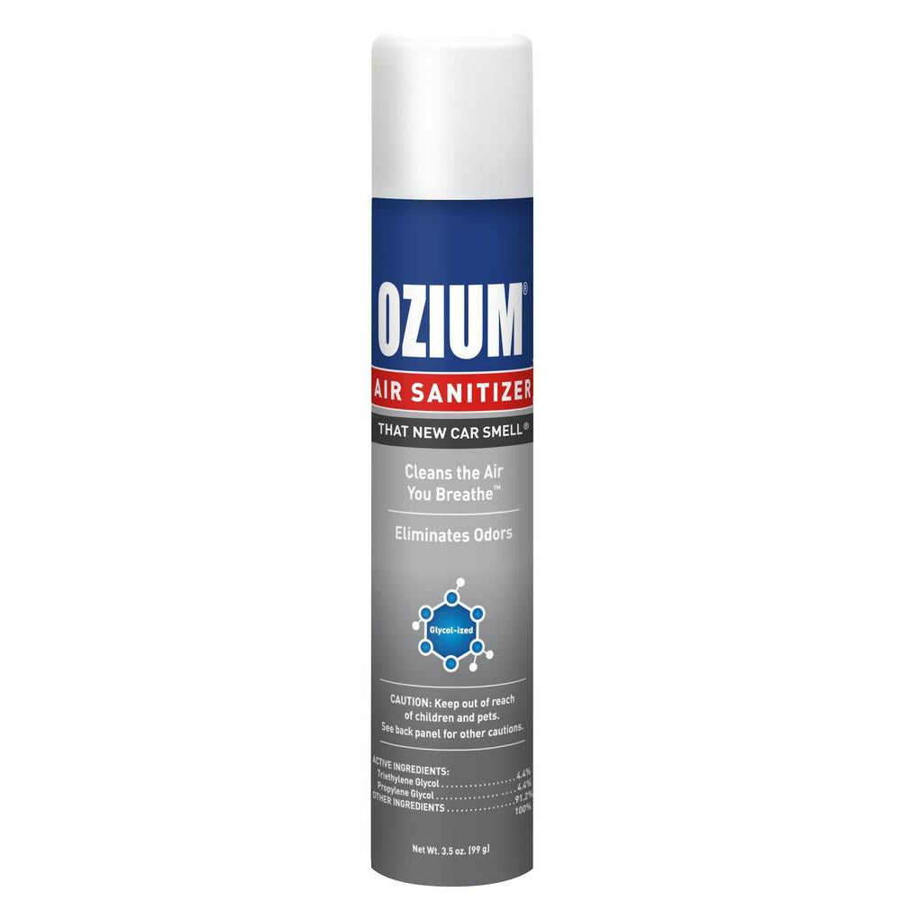 Ozium Spray 3.5 oz That New Car Smell