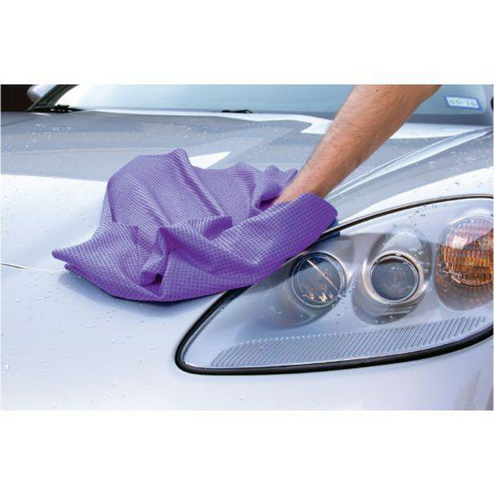 Magna Shine Water Demon Drying Cloth-Synthetic Chamois, Squeegees & Cotton Towels-Hi Tech Industries-PWD-1727