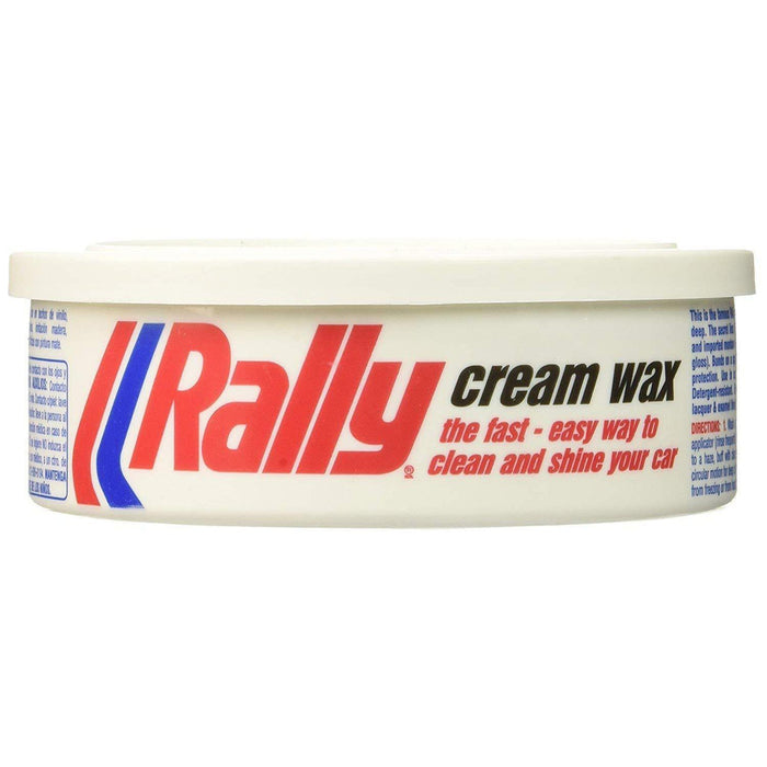 Rally Cream Car Wax-Wax, Polish and Compound-Cyclo Industries-82116