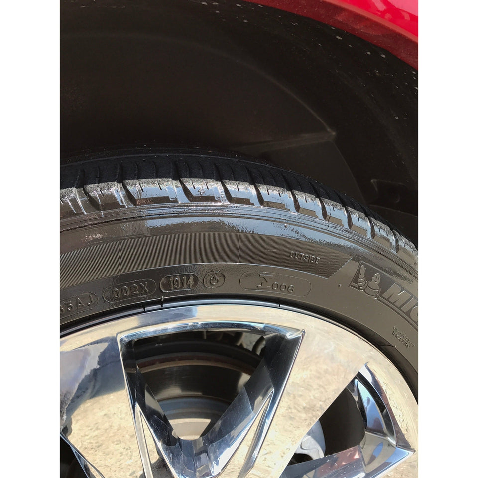 Shine Blaster Tire Dressing