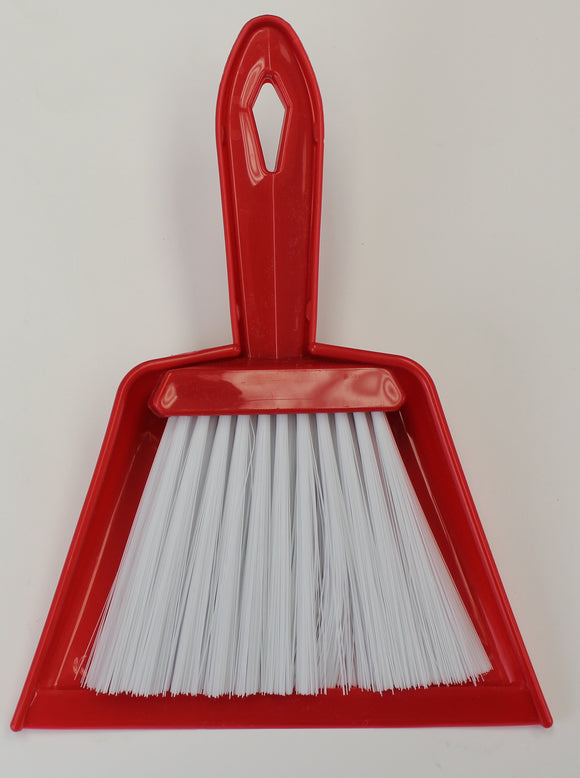 Wisk Broom with Dust Pan