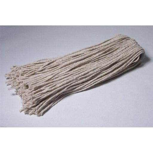 24 Best Quality 4-Ply Cotton - Poly Bagged-Mop Heads-Hi Tech Industries-N24PB