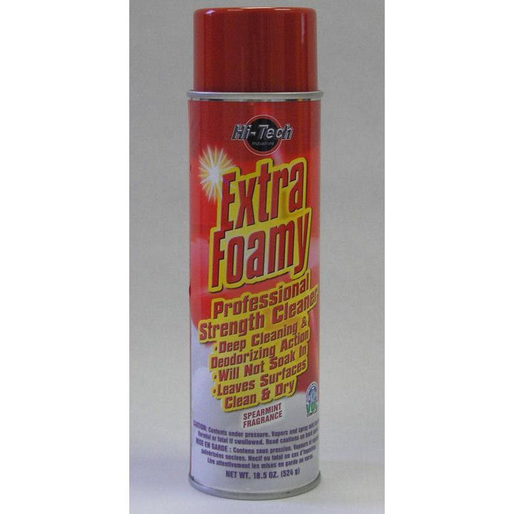 Hi Tech Extra Foamy Carpet Amp Upholstery Cleaner Discount