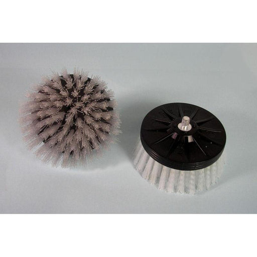 "3.5"" Diameter Direct Mount Rotary Brush-Scrub Brushes-Hi Tech Industries-SS-35"