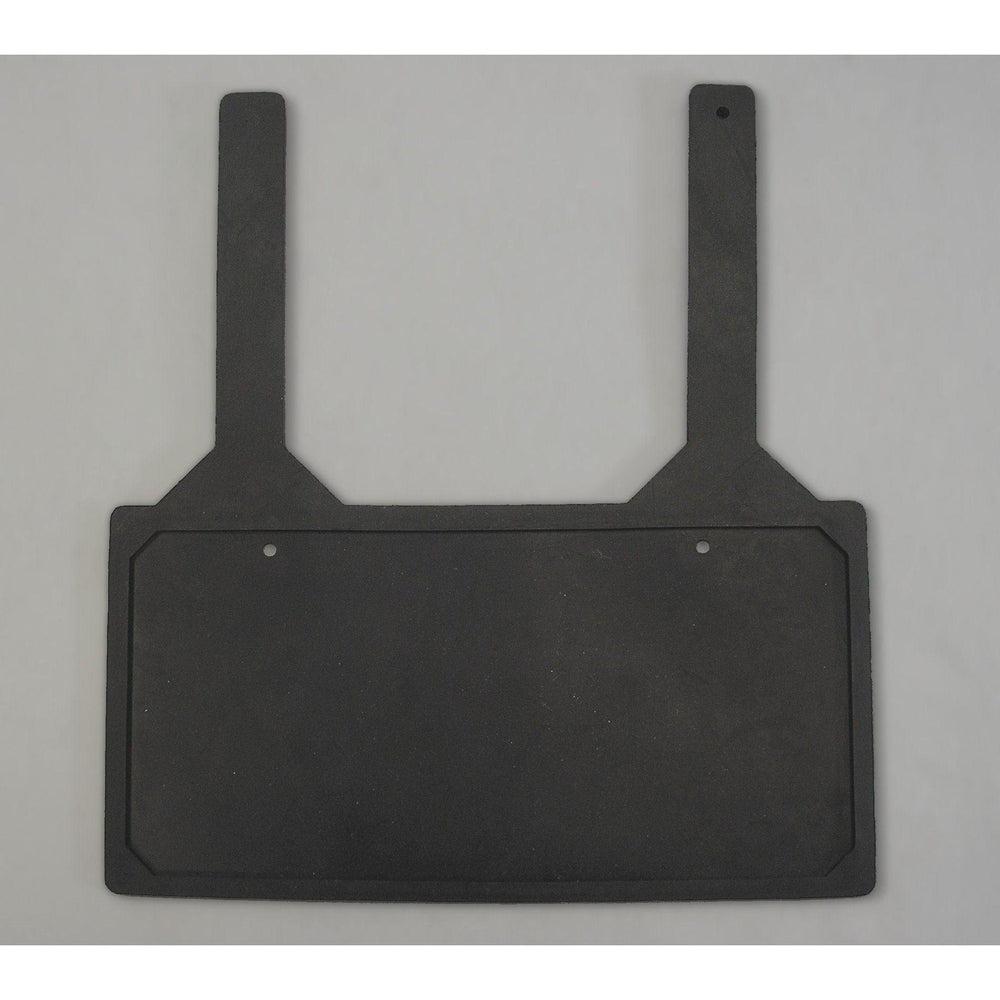 Rubber License Plate Holder w/ Straps