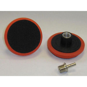 Mini Velcro Backing Plate - 3.5""