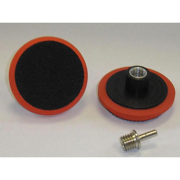 Mini Velcro Backing Plate - 3.5