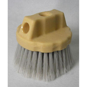 Round Window Brush
