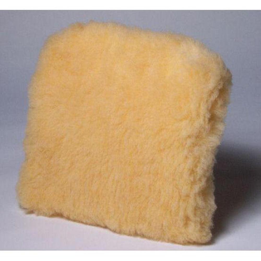 "Wash Square - Gold 9"" x 9""-Wash Mitts-Hi Tech Industries-990"