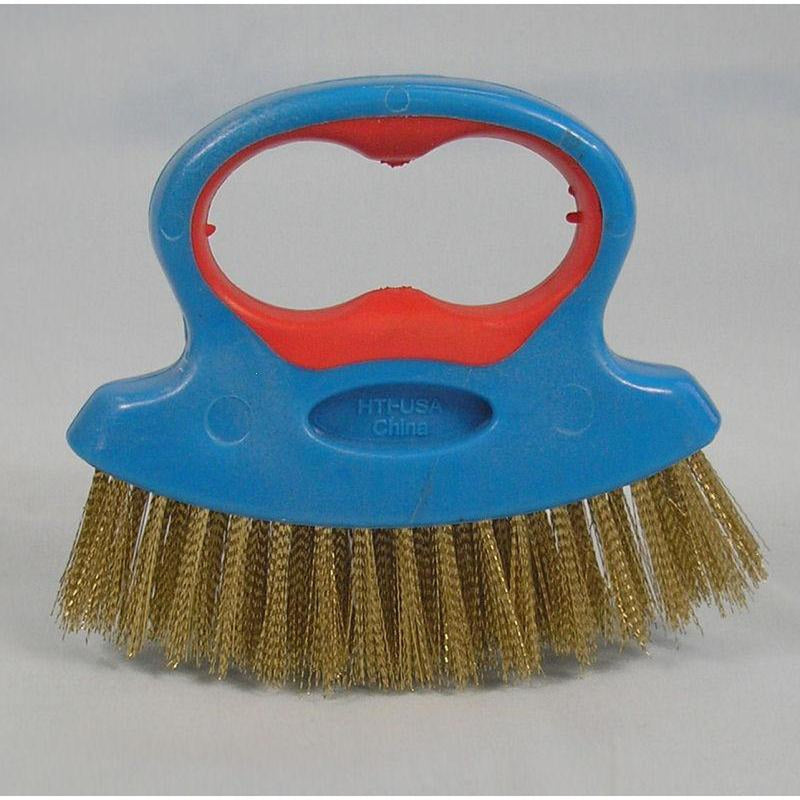 Soft Grip Brass Brush