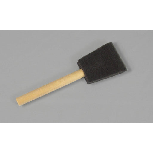 "Foam Polybrush 2""-Detailing Brushes-Hi Tech Industries-PB-2"