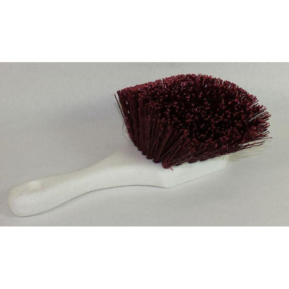 Short Handle Stiff Poly Fender-Wash Brushes-Hi Tech Industries-855
