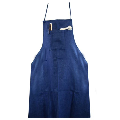 Denim Apron w/ Pockets