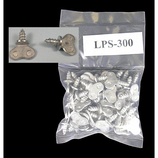 Thumb Screw 50/Pk NEW LOW PRICE!-License Plate Hardware-Hi Tech Industries-LPS-300