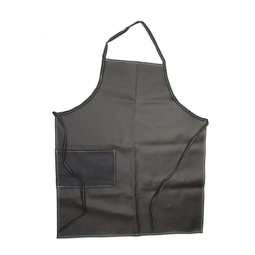 Vinyl Apron - Heavy w/ Pocket-Aprons & Safety-Hi Tech Industries-VA-4