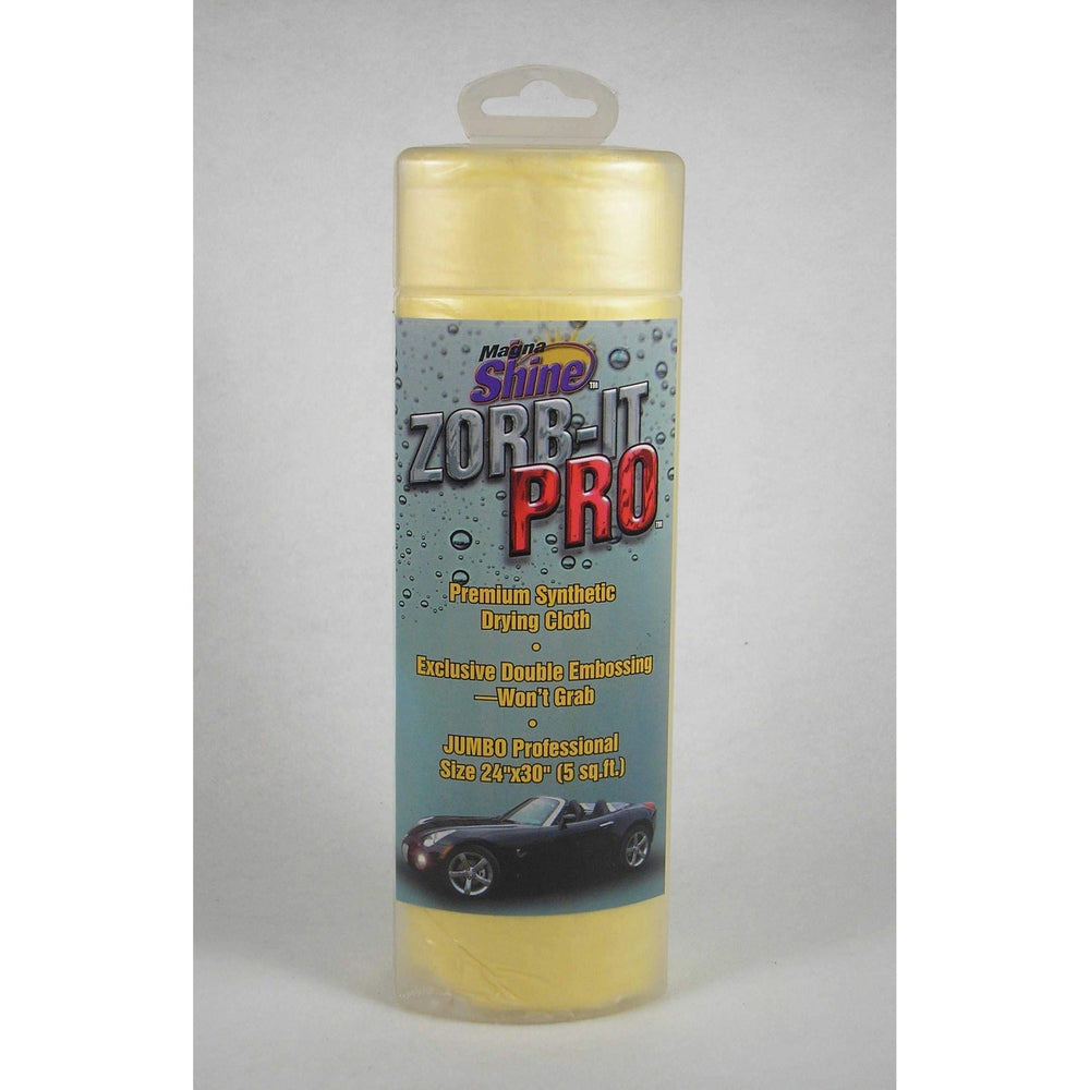 "ZORB-IT™ Pro Synthetic Drying Cloth (tube) - 24"" x 30""-Synthetic Chamois, Squeegees & Cotton Towels-Hi Tech Industries-SX-720T"