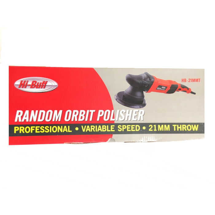 Variable Speed Random Orbital Polisher