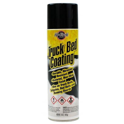 Truck Bed Coating Aerosol HT 18024-Paints, Coatings, & Dressings Aerosols-Hi Tech Industries-HT 18024