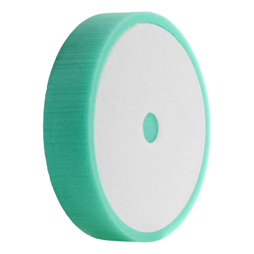 "6.5"" Light Cut Green Foam-Hi-Buff® Foam Pads-Hi Tech Industries-HB-36"