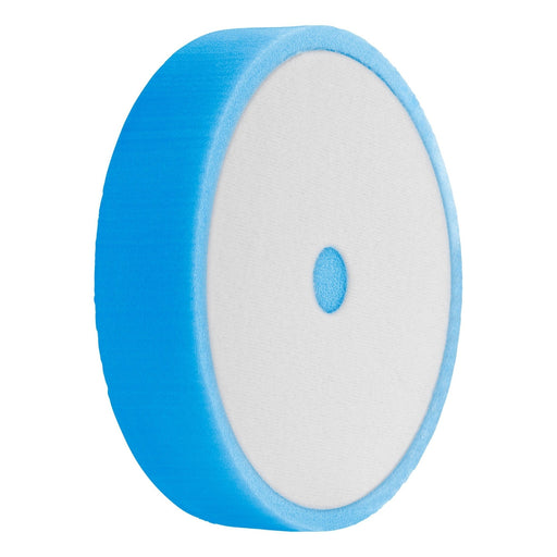 "6.5"" Soft Polish Blue Foam-Hi-Buff® Foam Pads-Hi Tech Industries-HB-46"