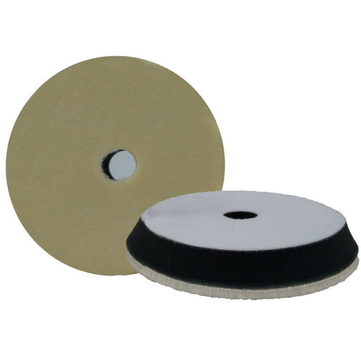"Prewashed Cushioned Lambs Wool Buffing - 6.75""-Hi-Buff® Wool and Microfiber Pads-Hi Tech Industries-HB-LW6750"