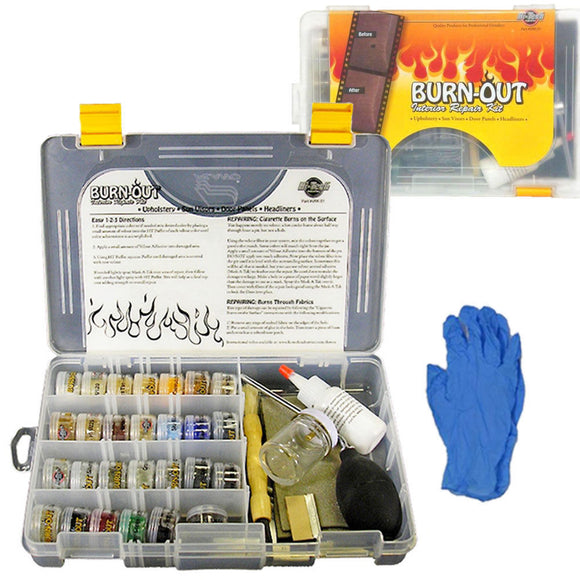 Cigarette Burn Repair Kit-Burn-Out Kit-Hi Tech Industries-VRK-01