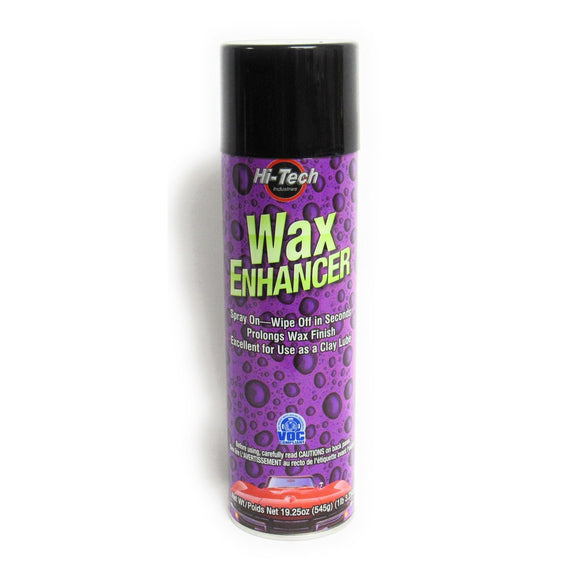 Wax Enhancer Express Shine-Cleaners & Specialty Aerosols-Hi Tech Industries-HT 19040