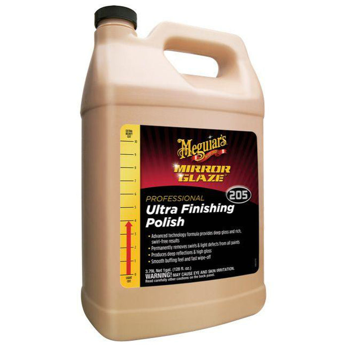 Meguiars M205 Ultra Finishing Polish-Wax, Polish and Compound-Meguiar's-1 gallon-M20501