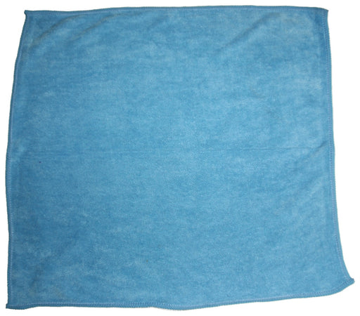 "Microfiber Cloth - Blue Korean Style 16"" x 16"""